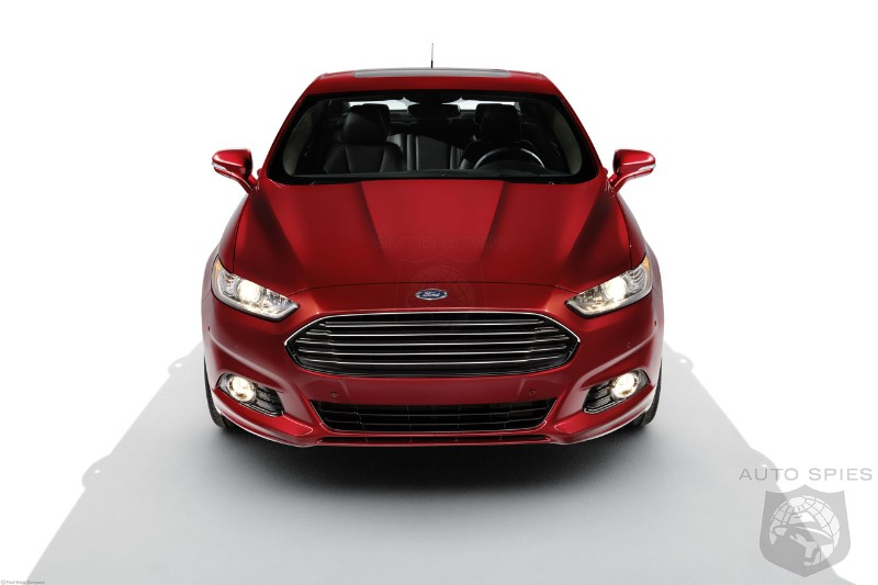 Ford blames software glitch for Fusion, Escape recall