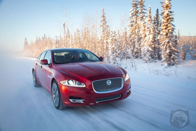 Jaguar bets on XJ AWD and V6 variants to boost sales in the US