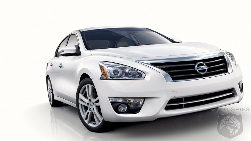 Nissan already launching 2013 Altima ad campaign