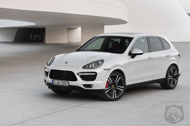 Porsche stops Cayenne and Panamera production as floods hit supplies
