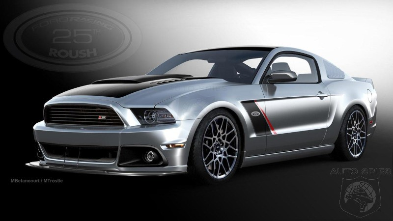 Limited Edition ROUSH Ford Mustang Revs Up to Support Education Programs