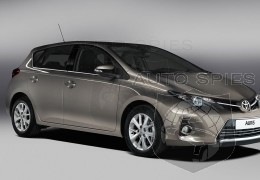 Toyota preparing five major launches for 2013
