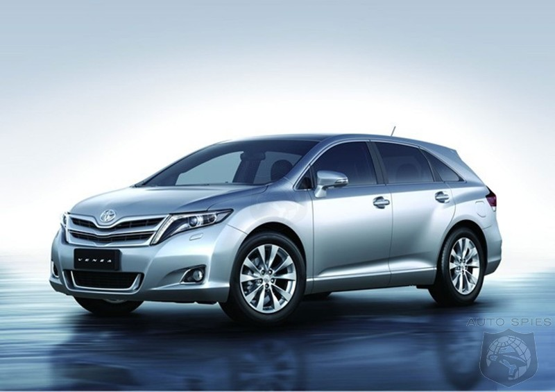 Toyota will export US-built Venza in Ukraine and Russia