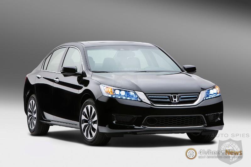 2014 Honda Accord Hybrid price - AutoSpies Auto News