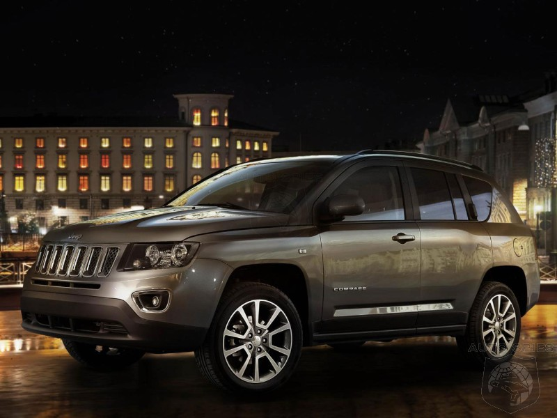Jeep Compass, Patriot dump CVTs, get new 6-speed