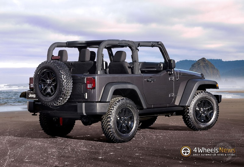 Chrysler CEO insists Jeep can hit 1 million sales in 2014