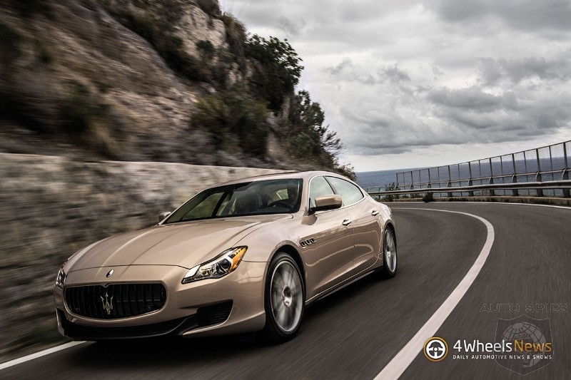 Maserati wants to triple its global sales
