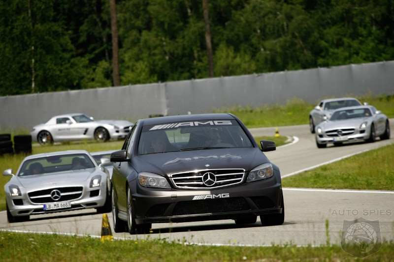 Mercedes benz driving academy will open its doors in la for Mercedes benz driving school los angeles