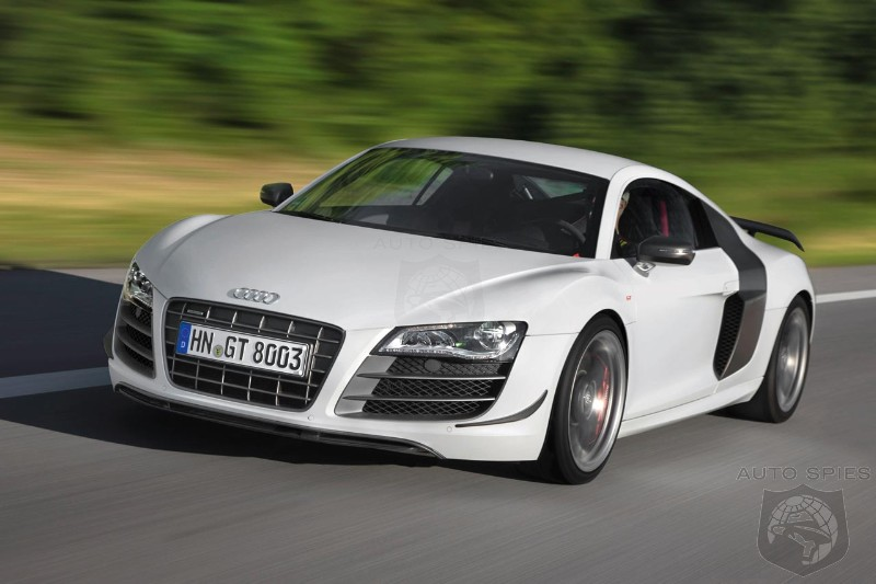 Superlight Version Audi R NF In The Works AutoSpies Auto News - Best audi cars