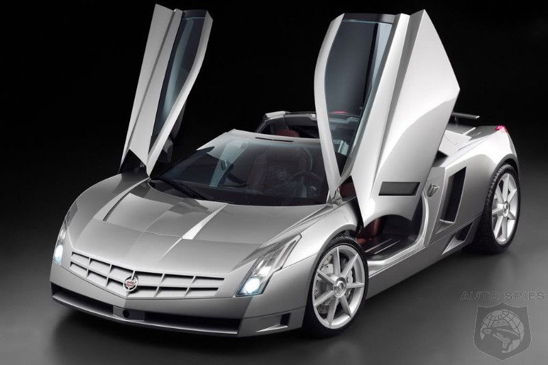 Cadillac Working On A Mid Engined Sports Car Inspired By The Cien