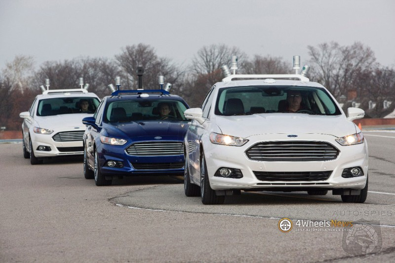 Ford exec doubts Ghosn's 2020 timetable for self-driving cars