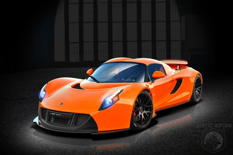 Hennessey Performance Venom GT2 has 1,500 hp!