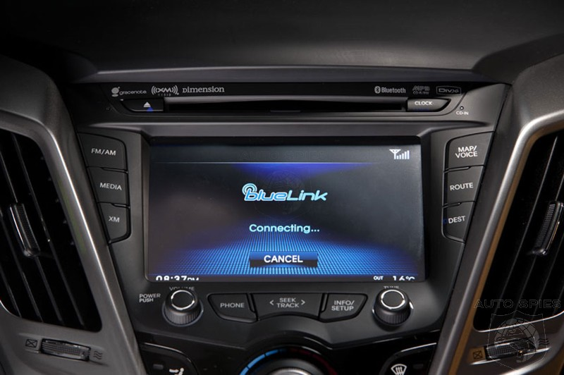 Hyundai to Integrate Siri, High-Definition Video In Future Vehicles