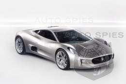 Jaguar C-X75 supercar axed