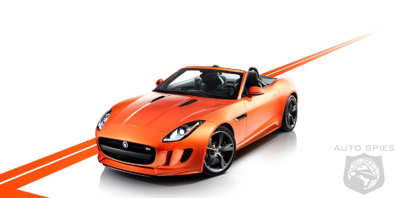 Jaguar F-Type gets the Black Pack