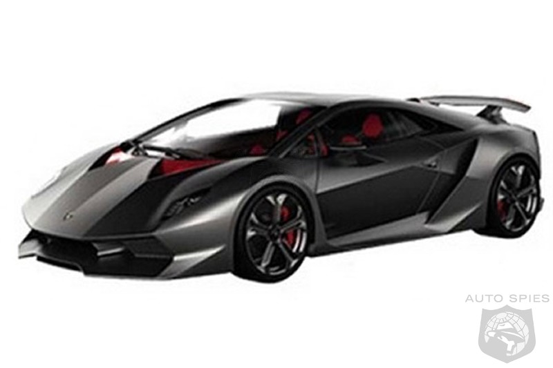 Lamborghini Sesto Elemento Price. new Sesto Elemento will be