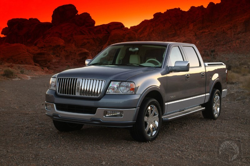 Report: Lincoln considering a new luxury pickup truck - AutoSpies Auto ...