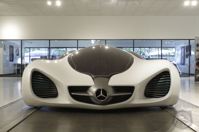 mercedes benz planning a mid engined eco supercar inspired by biome concept. Black Bedroom Furniture Sets. Home Design Ideas