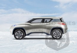 Next-generation Nissan Murano will be shocking