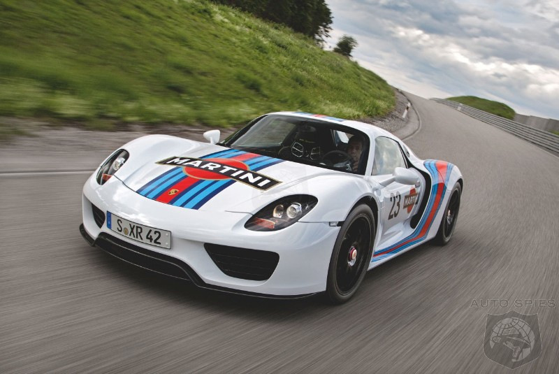 Porsche 918 Spyder designer goes to Chery to design Chinese cars