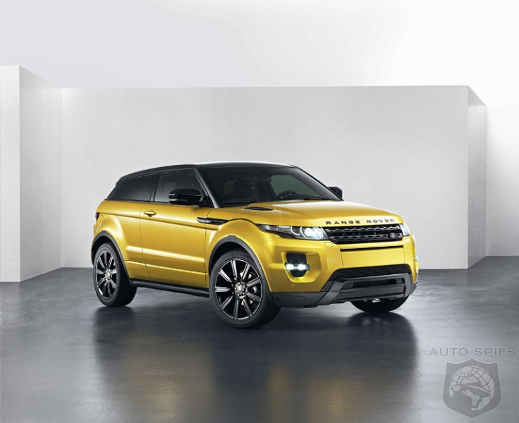 Land Rover planning a new crossover, under the Evoque