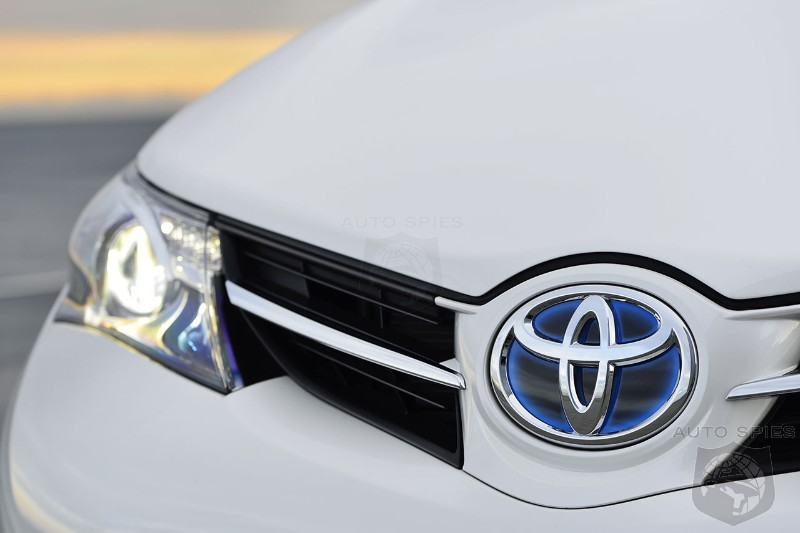 Toyota sees first full-year European profit since 2007
