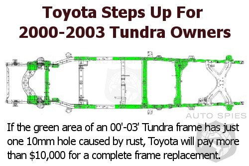 toyota launches tundra frame replacement program autospies auto news. Black Bedroom Furniture Sets. Home Design Ideas