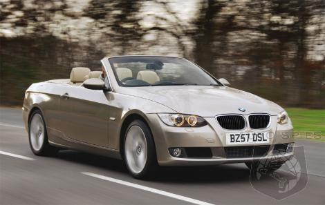 New 2008 BMW 320d Convertible
