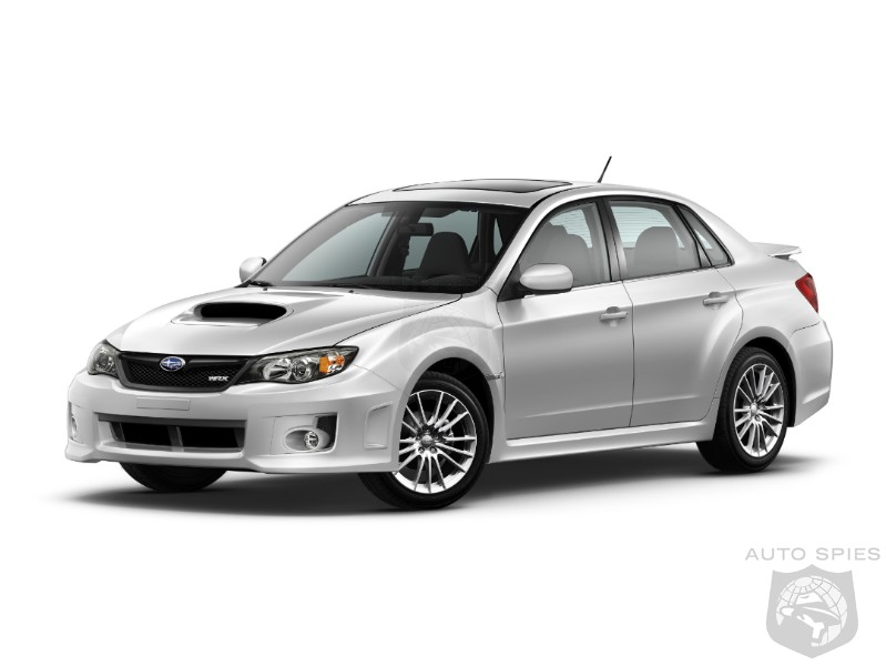 2011 subaru impreza wrx official revealed autospies auto. Black Bedroom Furniture Sets. Home Design Ideas