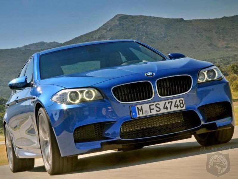 2012 Bmw M5 Pricing Announced Uk Autospies Auto News