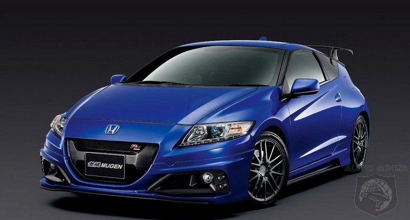 Honda CR-Z MUGEN RZ Announced