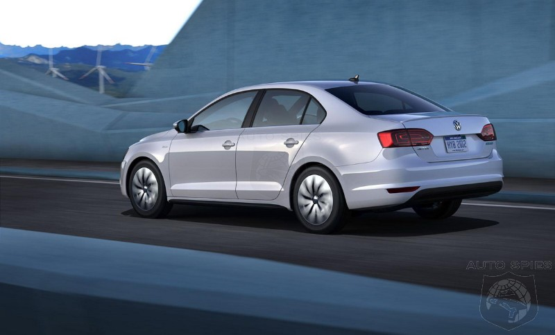 2013 Volkswagen Jetta Hybrid Pricing Announced