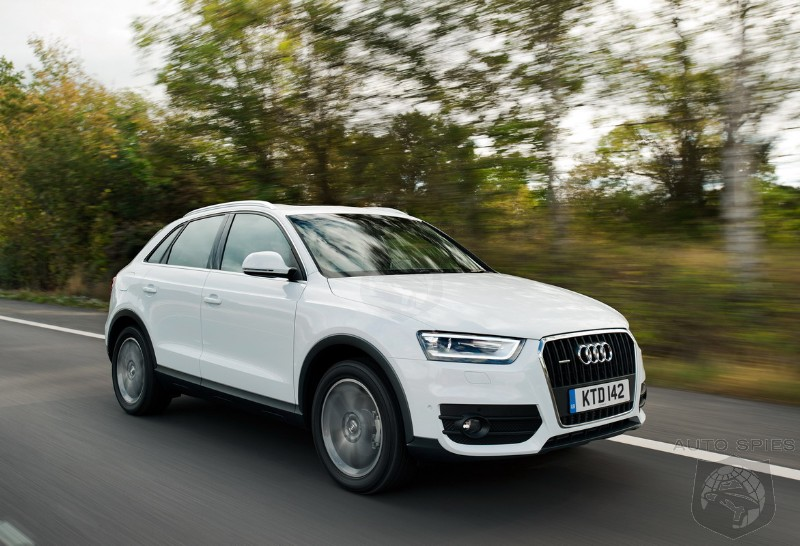 2013 Audi Q3 Tdi Pricing Announced Uk Autospies Auto News