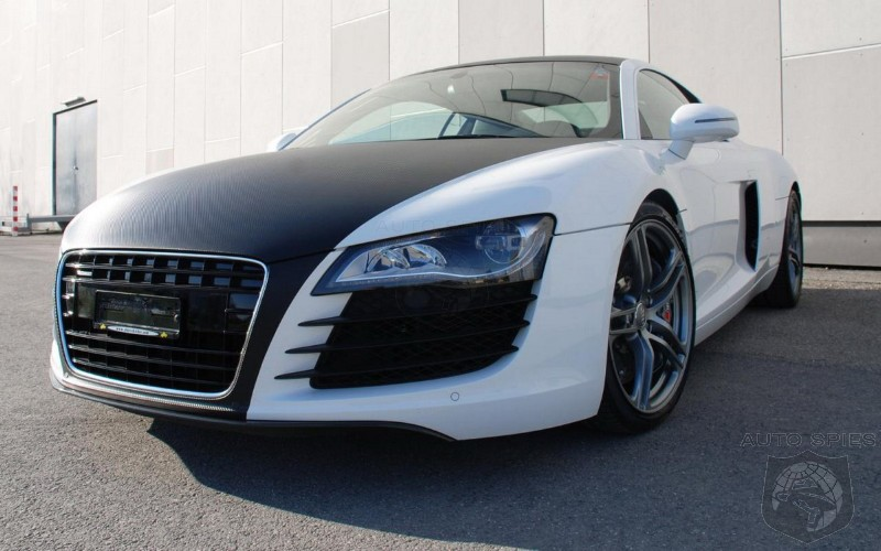 audi r8 with 565 ps by o ct tuning autospies auto news. Black Bedroom Furniture Sets. Home Design Ideas