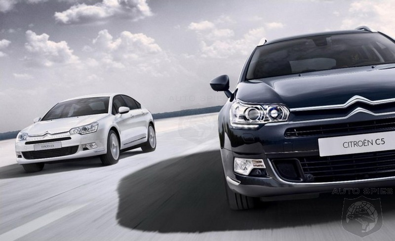 2013 Citroen C5 Facelift Pricing Announced