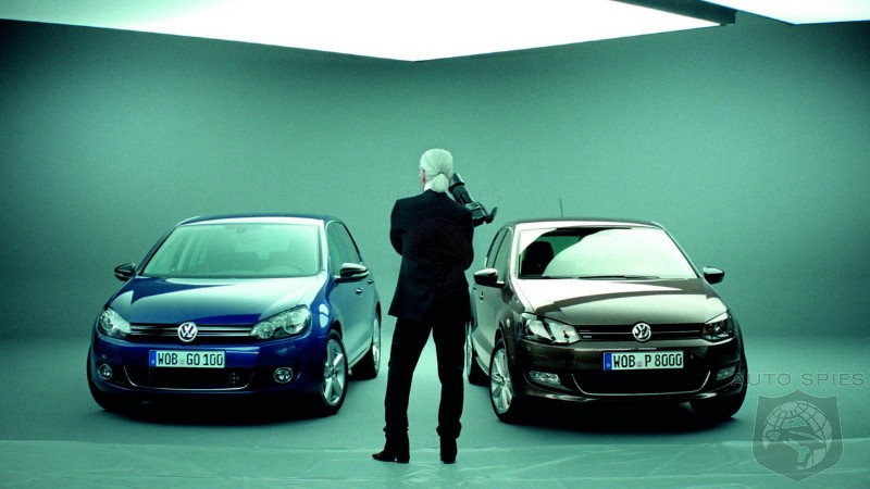 2011 Volkswagen Polo And Golf Style Special Edition By