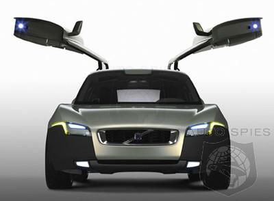 Volvo Saab Partnership for Plugin Hybrids Developt - AutoSpies ...