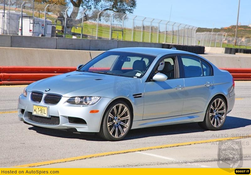 Car & Driver: 2008 BMW M3 Sedan -- Short Take Road Test - AutoSpies ...